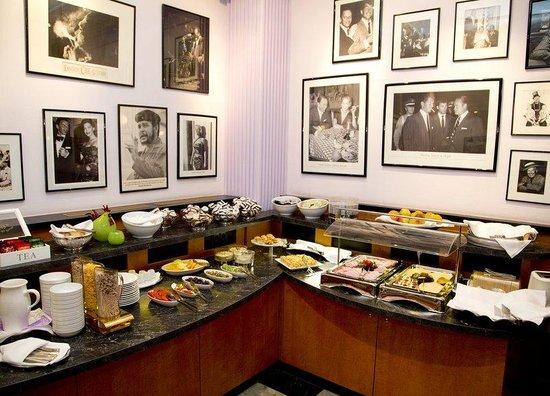 Hotel Fürst Metternich: Breakfast room