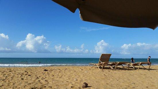 Wyndham Grand Rio Mar Beach Resort & Spa: The beach