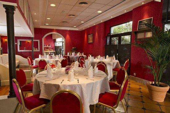 Holiday Inn Nice: Banquet Room