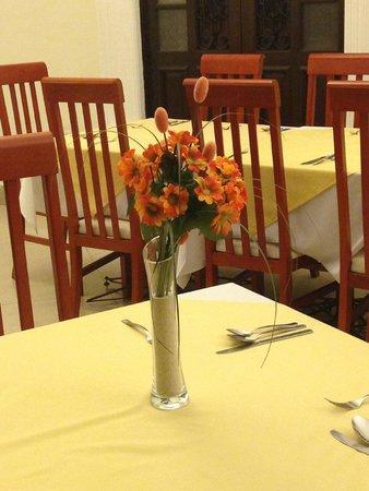 Gran Real Yucatan : restaurante