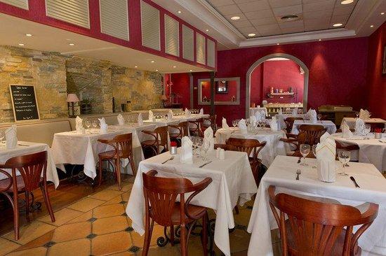 Holiday Inn Nice : Restaurant