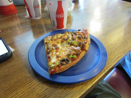 Sven and Ole's Pizza: Pizza X 2!