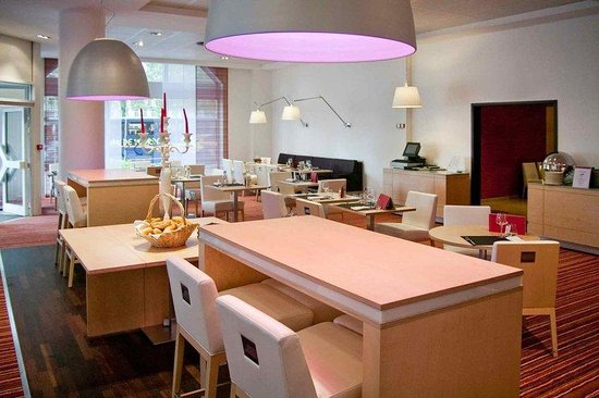 Hotel Mercure Arras Centre Gare: Restaurant