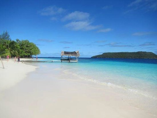 Treasure Island Eueiki Eco Resort : Treasure Island Eco Resort, Neiafu Tonga