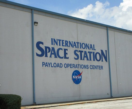 U.S. Space and Rocket Center : ISS Payload Operations Center