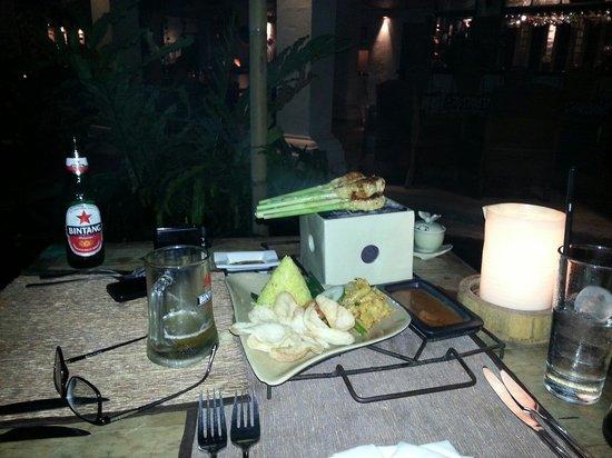 Kori Restaurant & Bar: Spiedini di pesce