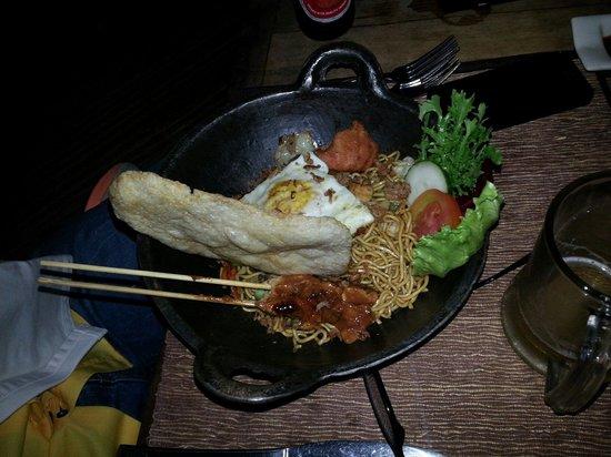Kori Restaurant & Bar: Bakmi goren