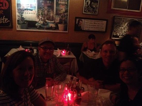 Sodini's: catch up with friends