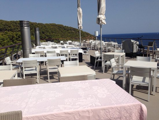 Sirene Blue Resort: The roof