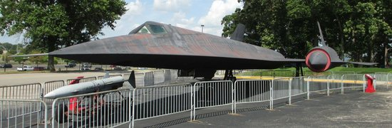 U.S. Space and Rocket Center: A-12