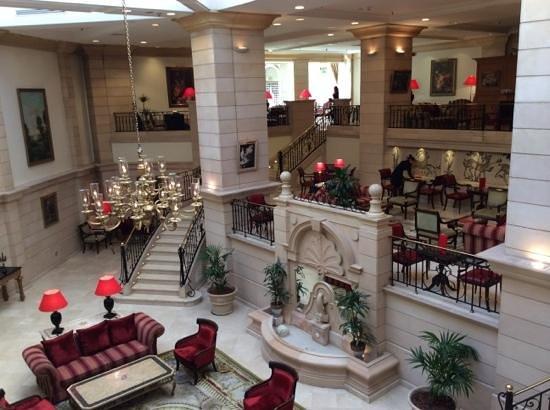 Amman Marriott Hotel : lobby