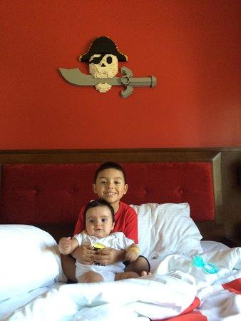 LEGOLAND California Hotel: First time legoland visitors