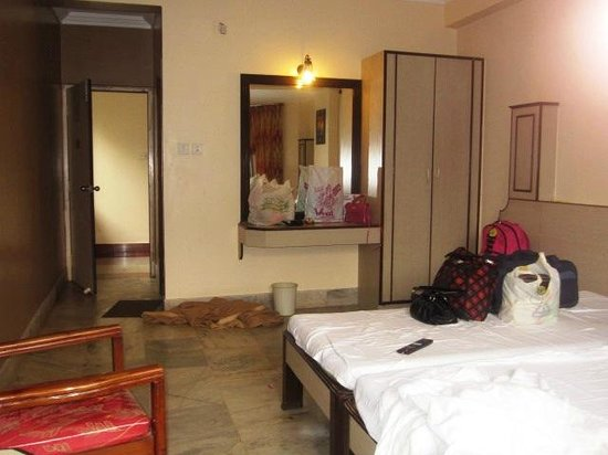 Hotel Mangalore International : Bedroom2