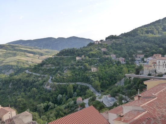 Il Borgo Ducale - Ospitalita Diffusa: View from the balcony