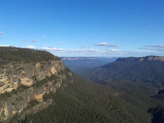 Magical Manderley: Blue Mountains - 2 August 2014