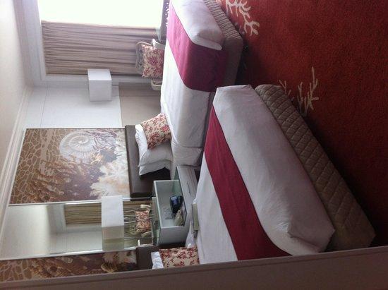 Holiday Inn Resort Penang : Ferringhi seaview tower 2014