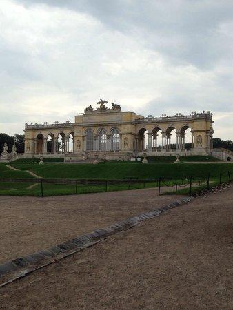 Palacio de Schönbrunn: My europe trip