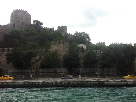 Walls of Constantinople (Istanbul City Walls) : Fortress