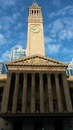 Hotel Urban Brisbane: Brisbane Town Hall