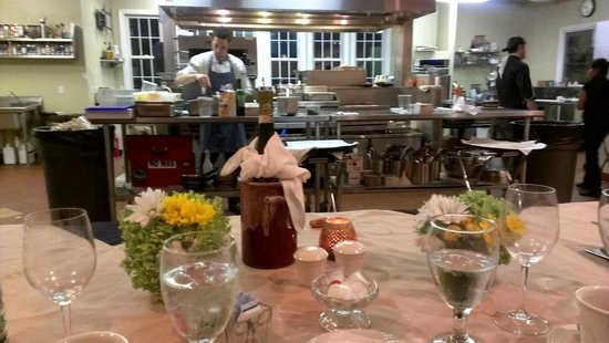 Goldmoor Inn: From Chef's Table