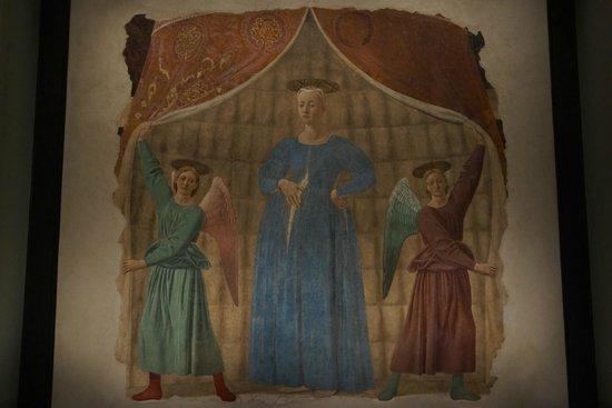 Sant'Apollinare, Italia: la Madone del parto