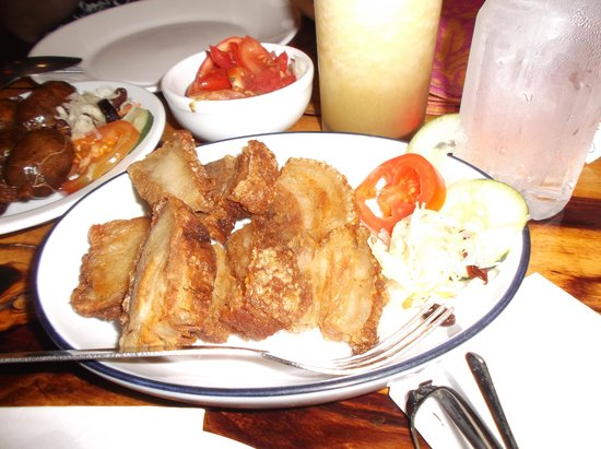 Cafe Uno : local dish special of the house