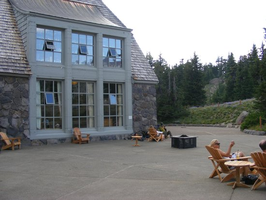 Timberline Lodge: Hotell
