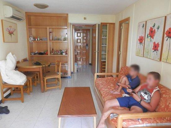 Vina del Mar Apartments : Comedor