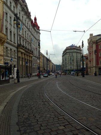 Malostranske namesti: Mu europe trip