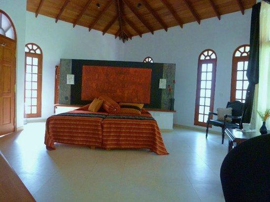 Ayubowan Swiss Lanka Bungalow Resort : Loft Nr. 5