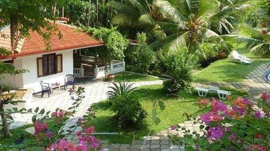 Ayubowan Swiss Lanka Bungalow Resort: Comfort-Bunbalw Nr. 4