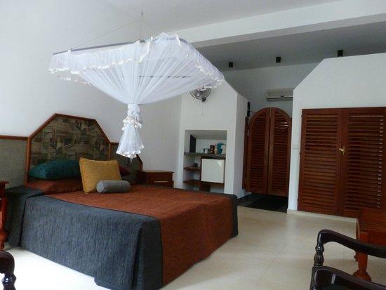 Ayubowan Swiss Lanka Bungalow Resort: Standard-Bungalow Nr. 1