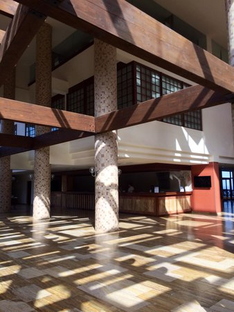 Occidental Jandia Playa: Reception area