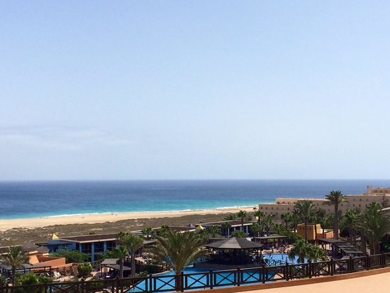 Occidental Jandia Playa: View from room 219