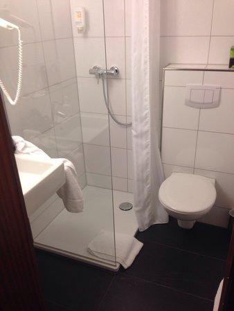 Hotel Garni Kupferhammer : Bad