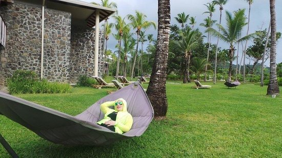 Kempinski Seychelles Resort : Relaxing ❤️