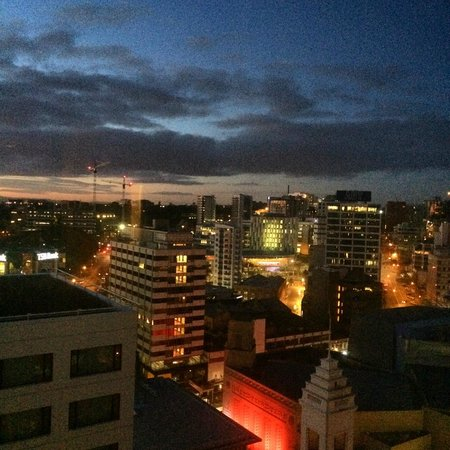 Crowne Plaza Auckland: Crown Plaza