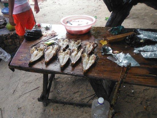 "Samsara Cliffs Resort: real ""home cooking"""