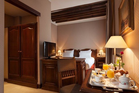 Hôtel Amarante Beau Manoir : Junior Suite at Hotel Amarante Beau Manoir