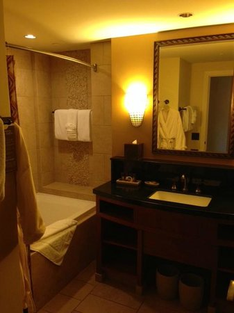 Aulani, a Disney Resort & Spa: Bathroom