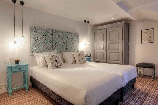 Sevres Saint Germain Hotel : guest room