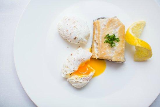 Dukes Hotel: Breakfast offering