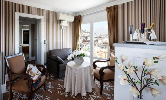 Hotel Astor Saint-Honore: Governor Suite