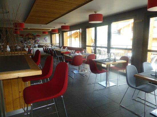 Anova Hotel & Spa : salle a manger