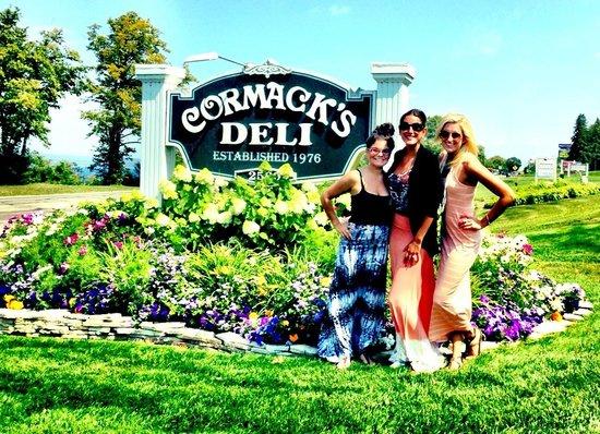Cormack's Deli: The best!