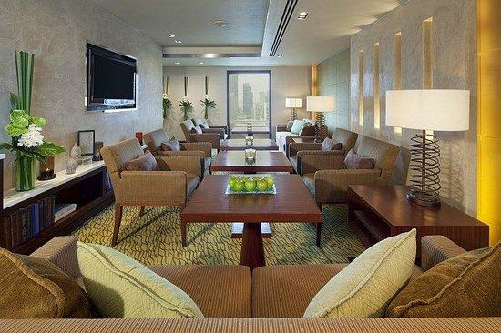 Holiday Inn Bangkok Silom Executive Club Lounge