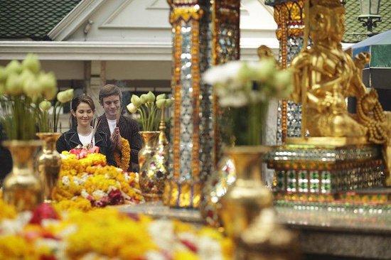 Holiday Inn Bangkok: Area Attractions