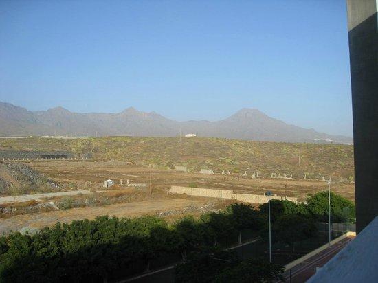 Bahia Principe Tenerife : View from front door