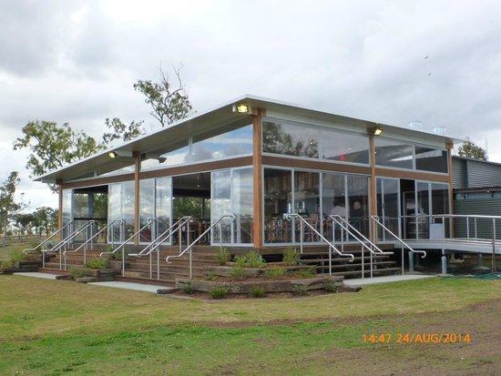 The Woolshed at Jondaryan: New Cafe Jondaryan Woolshed near Toowoomba Qld