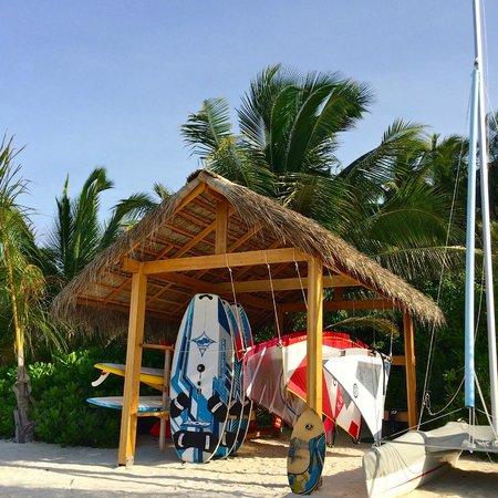 Kandolhu Maldives : Aquatic Center